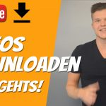 YouTube Videos downloaden ohne Programm – Tutorial 2017