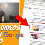 Video SEO: Deine YouTube Videos in den Google Top 10