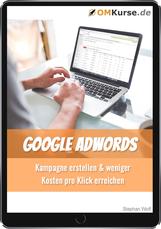 Google AdWords Kurs